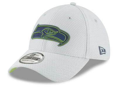 Seattle Seahawks New Era 2018 NFL Training 39THIRTY Cap
