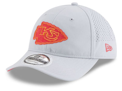 Kansas City Chiefs New Era 2018 NFL Training 9TWENTY Cap