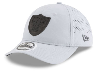 Oakland Raiders New Era 2018 NFL Training 9TWENTY Cap