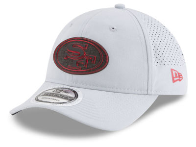 San Francisco 49ers New Era 2018 NFL Training 9TWENTY Cap
