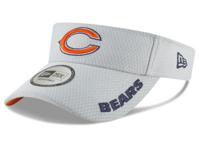 Chicago Bears New Era 2018 NFL Training Visor