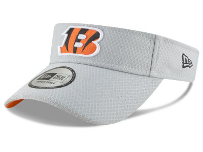 Cincinnati Bengals New Era 2018 NFL Training Visor