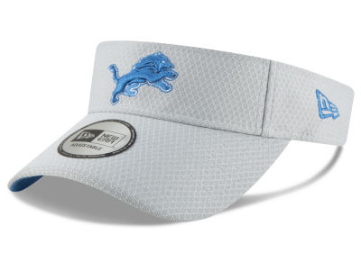 Detroit Lions New Era 2018 NFL Training Visor