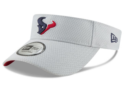 Houston Texans New Era 2018 NFL Training Visor