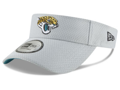 Jacksonville Jaguars New Era 2018 NFL Training Visor