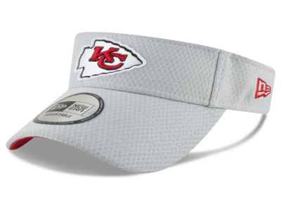 Kansas City Chiefs New Era 2018 NFL Training Visor
