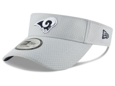Los Angeles Rams New Era 2018 NFL Training Visor