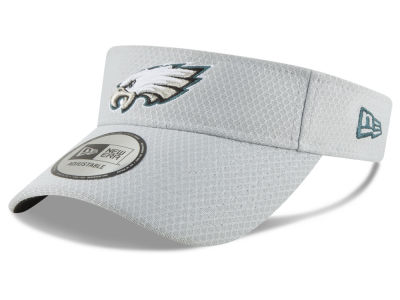 Philadelphia Eagles New Era 2018 NFL Training Visor