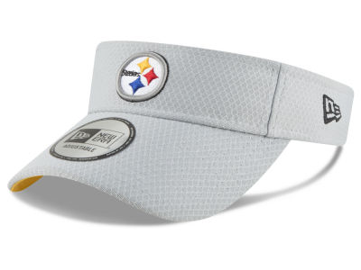 Pittsburgh Steelers New Era 2018 NFL Training Visor