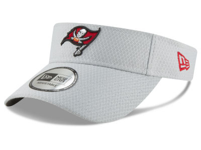 Tampa Bay Buccaneers New Era 2018 NFL Training Visor