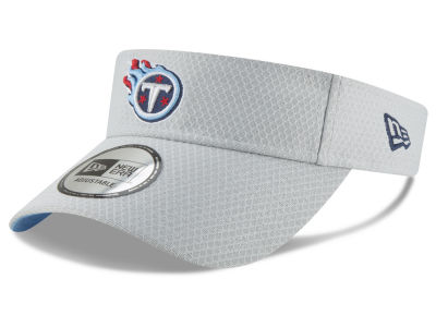 Tennessee Titans New Era 2018 NFL Training Visor