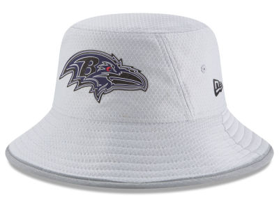 Baltimore Ravens New Era 2018 NFL Training Bucket