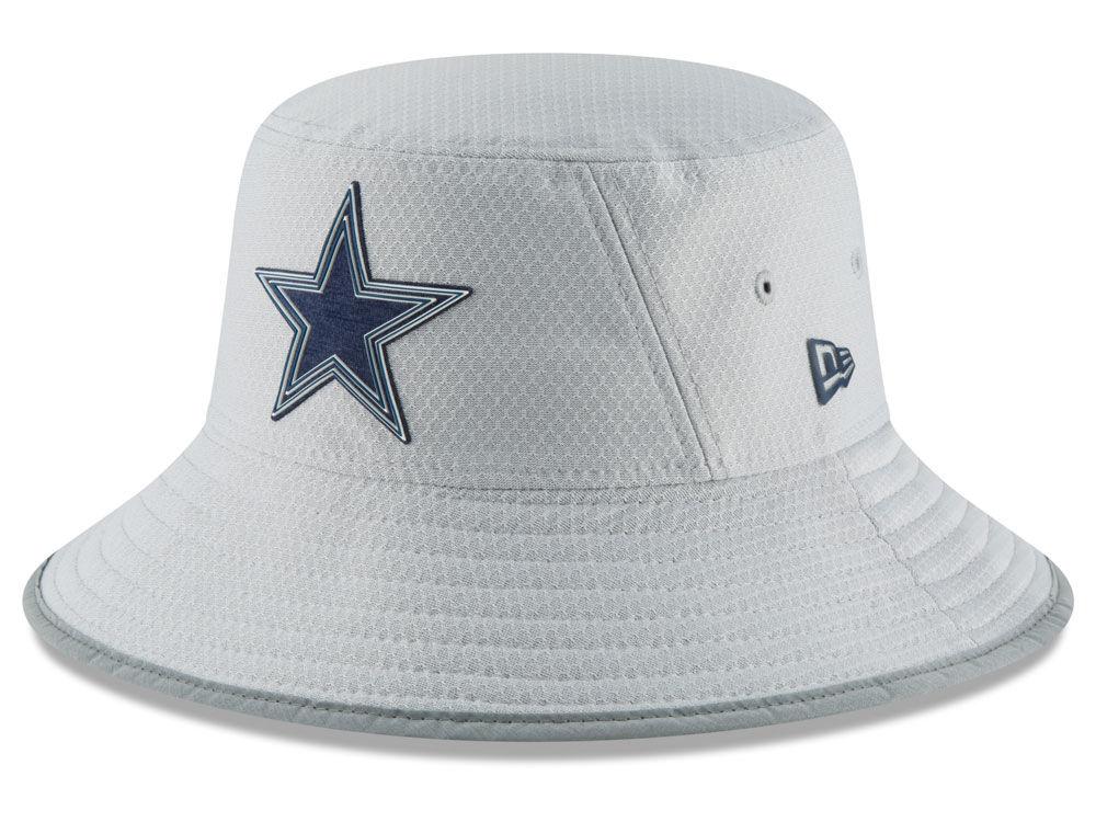 Dallas Cowboys New Era 2018 NFL Training Bucket  13b014b30