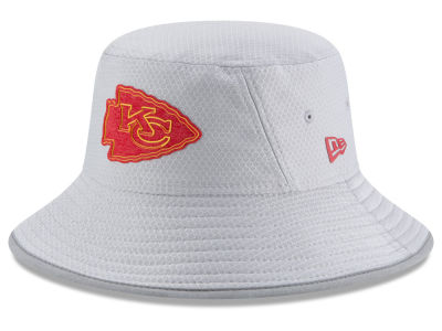 Kansas City Chiefs New Era 2018 NFL Training Bucket