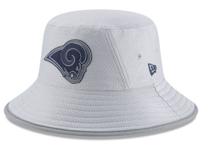 Los Angeles Rams New Era 2018 NFL Training Bucket
