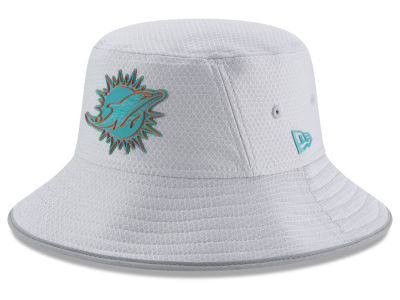 Miami Dolphins New Era 2018 NFL Training Bucket