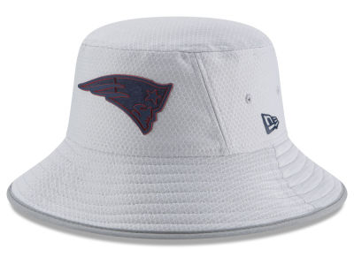 New England Patriots New Era 2018 NFL Training Bucket