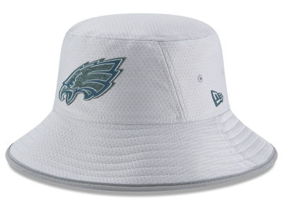 brand new 8e6a2 ff5e1 Philadelphia Eagles New Era 2018 NFL Training Bucket