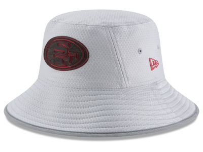 San Francisco 49ers New Era 2018 NFL Training Bucket