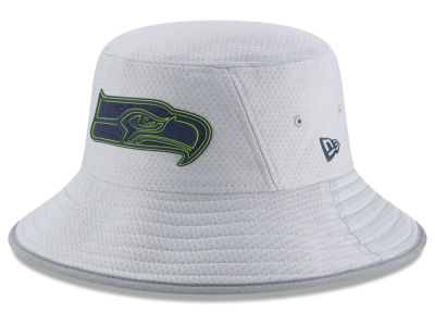 Seattle Seahawks New Era 2018 NFL Training Bucket