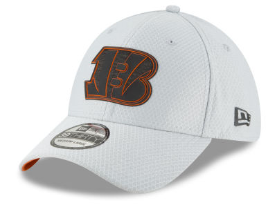 Cincinnati Bengals New Era 2018 NFL Kids Training 39THIRTY Cap
