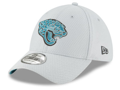 Jacksonville Jaguars New Era 2018 NFL Kids Training 39THIRTY Cap