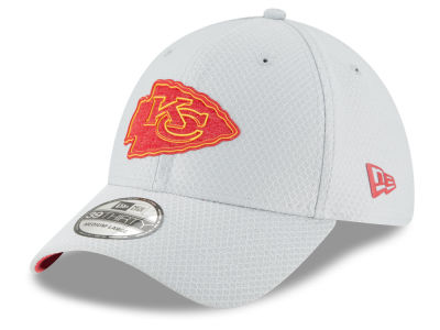 Kansas City Chiefs New Era 2018 NFL Kids Training 39THIRTY Cap