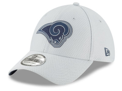 Los Angeles Rams New Era 2018 NFL Kids Training 39THIRTY Cap