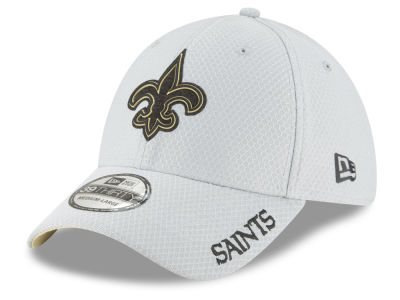 New Orleans Saints New Era 2018 NFL Kids Training 39THIRTY Cap