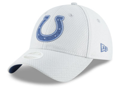 Indianapolis Colts New Era 2018 NFL Women's Training 9TWENTY Cap