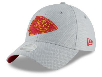 Kansas City Chiefs New Era 2018 NFL Women's Training 9TWENTY Cap