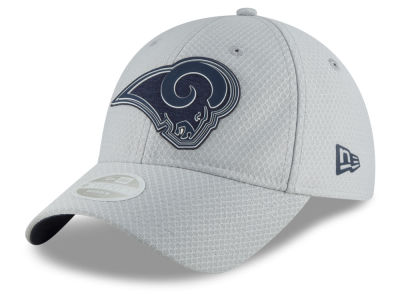 Los Angeles Rams New Era 2018 NFL Women's Training 9TWENTY Cap