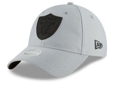 Oakland Raiders New Era 2018 NFL Women's Training 9TWENTY Cap