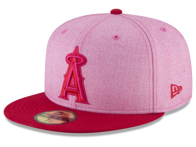 Los Angeles Angels New Era 2018 MLB Mothers Day 59FIFTY Cap