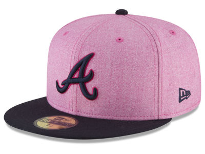 Atlanta Braves New Era 2018 MLB Mothers Day 59FIFTY Cap