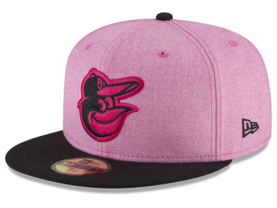Baltimore Orioles New Era 2018 MLB Mothers Day 59FIFTY Cap