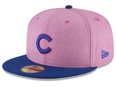 Chicago Cubs New Era 2018 MLB Mothers Day 59FIFTY Cap