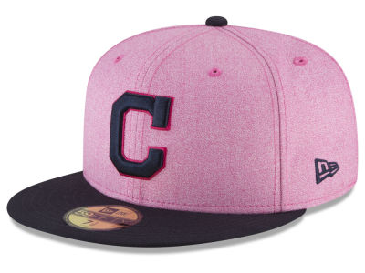 Cleveland Indians New Era 2018 MLB Mothers Day 59FIFTY Cap