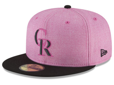 Colorado Rockies New Era 2018 MLB Mothers Day 59FIFTY Cap