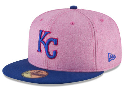 Kansas City Royals New Era 2018 MLB Mothers Day 59FIFTY Cap