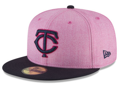Minnesota Twins New Era 2018 MLB Mothers Day 59FIFTY Cap