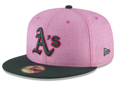 Oakland Athletics New Era 2018 MLB Mothers Day 59FIFTY Cap