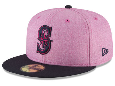 Seattle Mariners New Era 2018 MLB Mothers Day 59FIFTY Cap