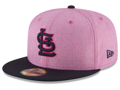 St. Louis Cardinals New Era 2018 MLB Mothers Day 59FIFTY Cap