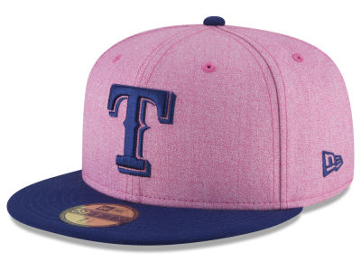 Texas Rangers New Era 2018 MLB Mothers Day 59FIFTY Cap