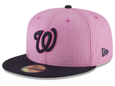 Washington Nationals New Era 2018 MLB Mothers Day 59FIFTY Cap