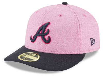 Atlanta Braves New Era 2018 MLB Mothers Day Low Profile 59FIFTY Cap