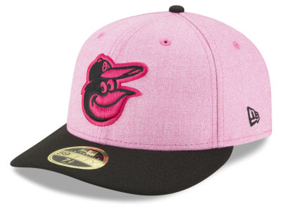 Baltimore Orioles New Era 2018 MLB Mothers Day Low Profile 59FIFTY Cap