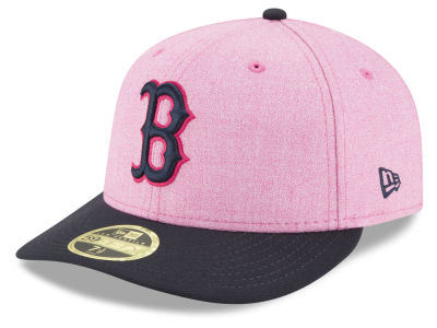 Boston Red Sox New Era 2018 MLB Mothers Day Low Profile 59FIFTY Cap