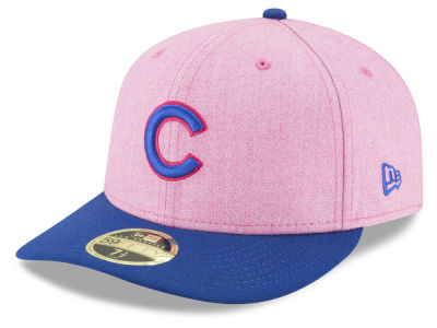 Chicago Cubs New Era 2018 MLB Mothers Day Low Profile 59FIFTY Cap